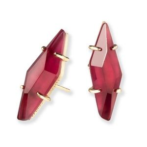 NWT Kendra Scott Belinda Stud Earrings